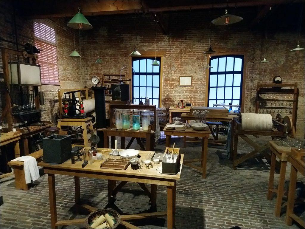Bulb factory