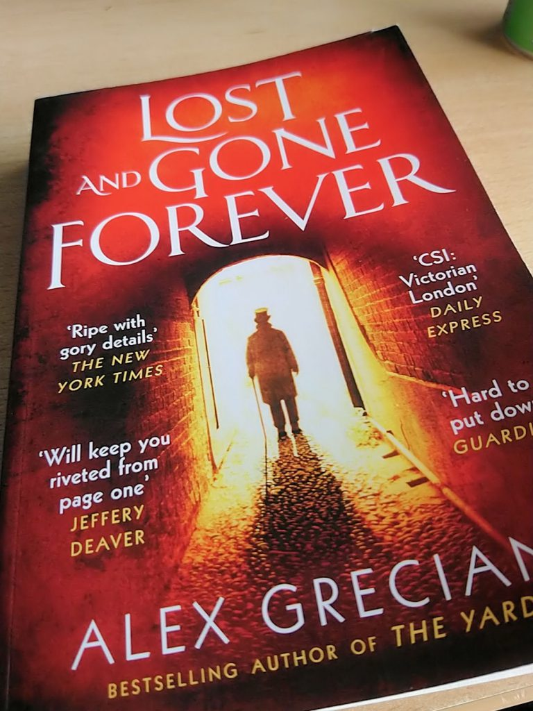 Lost and Gone Forever - Alex Grecian