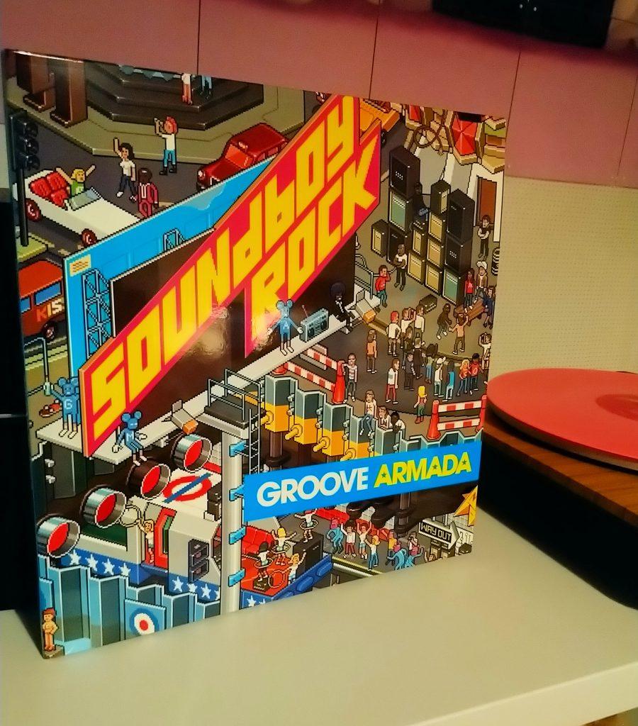 Soundboy Rock - Groove Armada