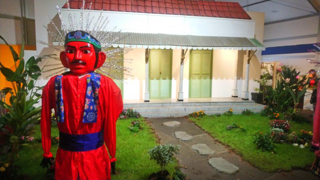 Indonesian garden